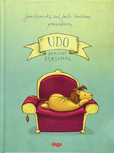 Udo braucht Personal