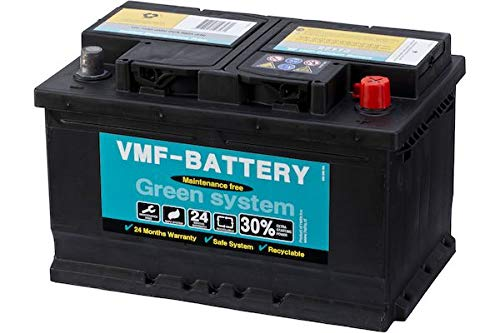 VMF | Calcium accu 12V 72Ah 57113