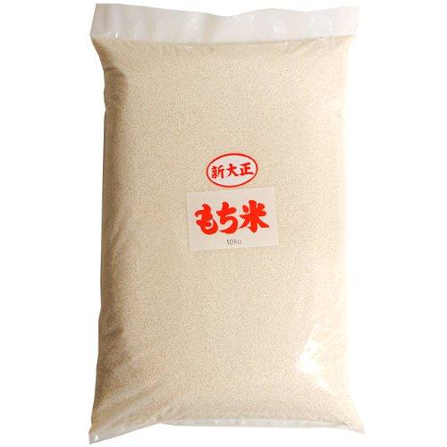 富山県産 新大正もち米(令和3年)30kg