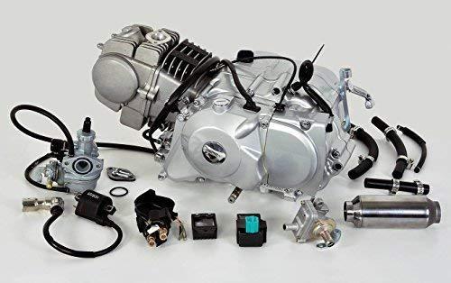Motore Completo Polini 125 Bicicletta Sporca Fossa Yx Lifan XP4