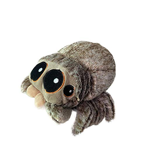 Lucas The Spider Plush, Stuffed Animal, Plush Toy, Gifts for Kids, 8 Inches