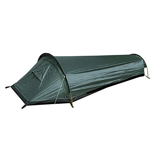 chiwanji Tienda de Campaña Saco de Dormir Refugio para Mochileros Viajes Senderismo Playa Pesca