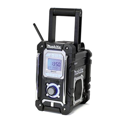 Makita DMR106B Radio in cantiere con Bluetooth e porta di ricarica USB, Colori assortiti, 1 pezzo