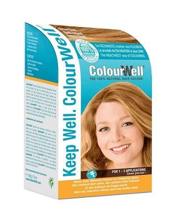 ColourWell 100% natürliche Haarfarbe (Natur Blond)