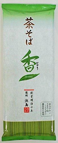 池島フーズ『茶そば 香(かおり)』