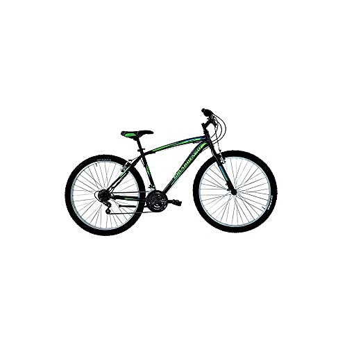 Masciaghi Bicicletta Mountain Bike Ruota 27 per Uomo Nera