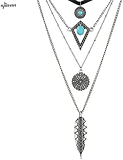 Best antique choker necklace online india Reviews