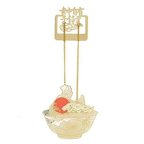 Zhongxingenggeng Segnalibro/Segnalibri/Forma Preferiti Libro Marks- Stile Cinese/Fan Architettura Cinese E Swing Forme/Handmade Migliore Regalo for I Vostri Amici/Set di 3 Pezzi (Color : No. 2)