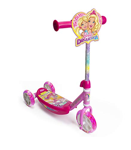 Barbie Dreamtopia Scooter OBBD110-LED