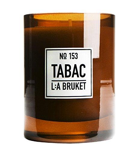 L:a Bruket No.153 Kerze ,Tabac, 1er Pack (1 x 250 g)