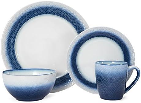 Dinnerware sets blue