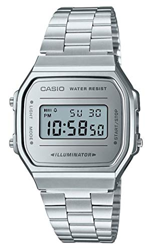 Casio Smart Watch Armbanduhr A168WEM-7EF