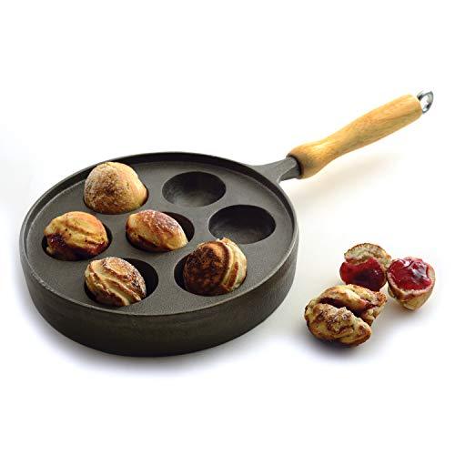Norpro Deluxe Munk Aebleskiver Pan