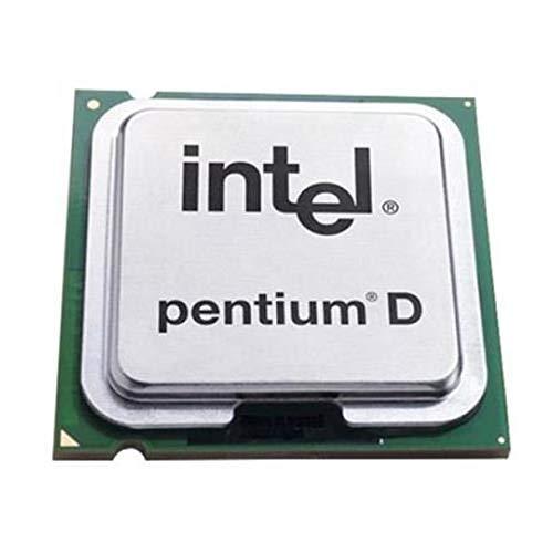 Intel CPU Pentium D 945 3.4Ghz Fsb800Mhz 2Mbx2 Lga775 Bandeja de Doble núcleo