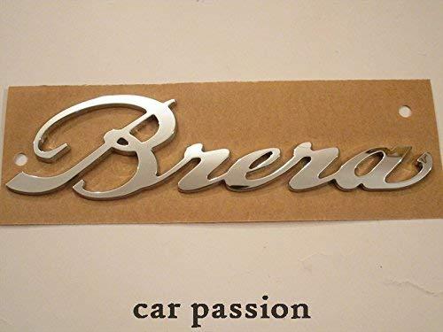 Texto Escudo Alfa Romeo Brera Original trasera Logo sigla Fregio