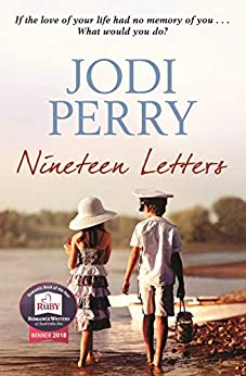 Nineteen Letters: Winner of the Romantic Book of the Year Award by [Jodi Perry]