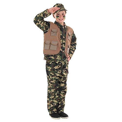 Desert Army Boy - Enfants Costume de déguisement