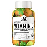 Bigmuscles Nutrition Natural Vitamin C & Zinc Tablets 1000 mg, Immunity, Antioxidant, Skincare