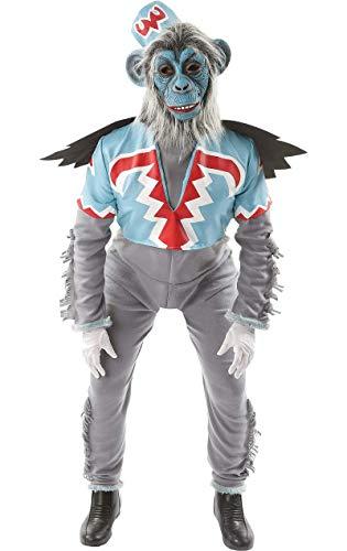 ORION COSTUMES Herren Fliegender Affe Halloween Filmkostüm