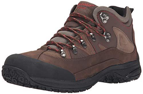 Dunham Men's Cloud Mid-Cut Waterproof Boot, Brown - 10 4E US