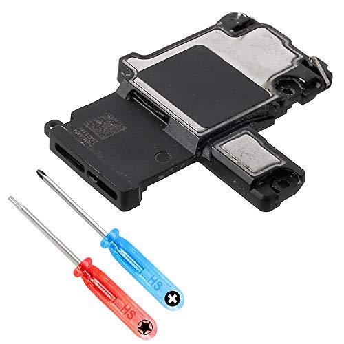 MMOBIEL Timbre de Altavoz Buzzer Speaker de Repuesto Compatible con iPhone 6 Ringer Buzzer ensamble Cable Flex Flexible Incluye 2 x Destornilladores