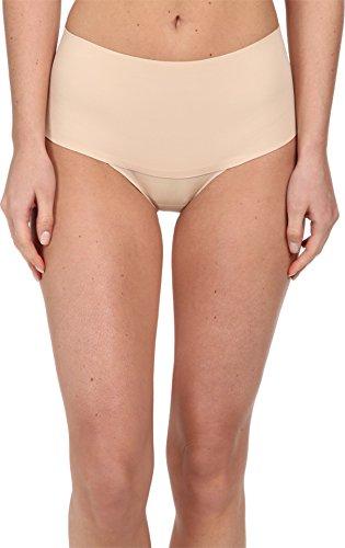 Spanx Damen SP0215-NUDE-M Taillenslip, Beige (Nude Nude), 38 (Tamaño del Fabricante:M)