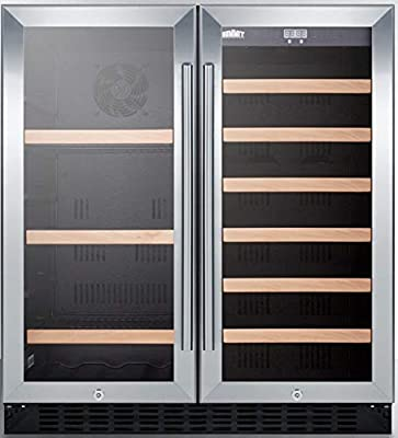 Summit swbv3071 wine cooler
