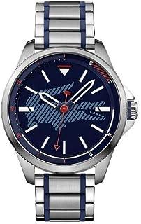 4bd12115e23 Relógio Lacoste Masculino Aço - 2010944