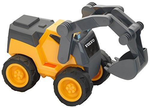 Theo Klein 2421 - Volvo Power Löffelbagger, Maßstab 1:24, Spielzeug