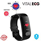 GOQii VITAL ECG Activity Tracker with 3 months personal coaching