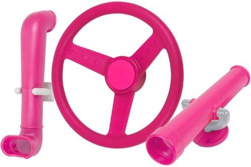 Swing Set Stuff Periscope Telescope and Steering Wheel Kit SSS L