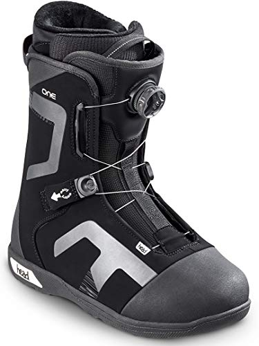 HEAD Herren One BOA Snowboard Stiefel, Black, 285