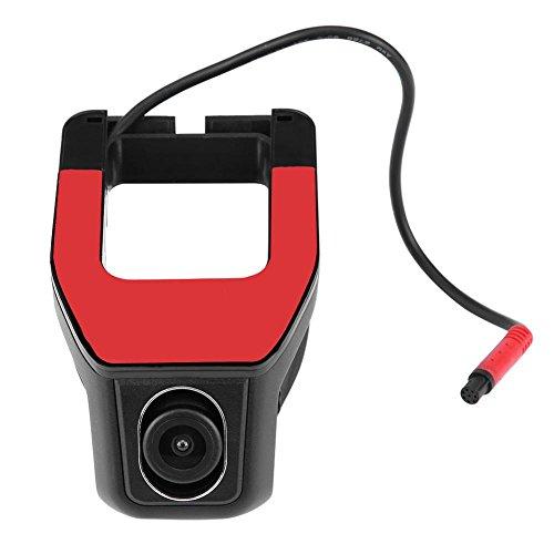 "KIMISS KI068491080P FHD WiFi in auto Dash Cam Camera 3 ""Digital Video Recorder di guida 12 milioni di pixel Macchina fotografica 170 ° Grandangolo Lens Loop Registrazione G-sensor"