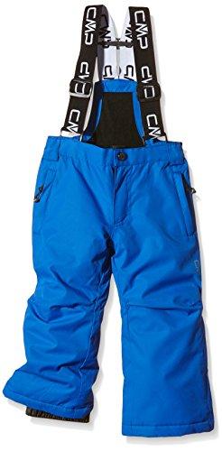 CMP Salopette Imbottita Feel Warm Flat 5.000 3w15994, Pantaloni Bambino, Blu (Royal Blue), 104 (4 anni)