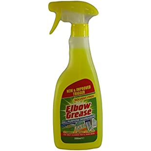 2 X Elbow Greese 500ml All Purpose De-Greaser:Deepld