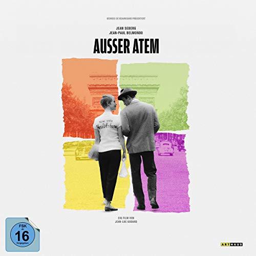 Außer Atem / Limited Vinyl Edition (4K Ultra HD) (+ Blu-ray 2D)