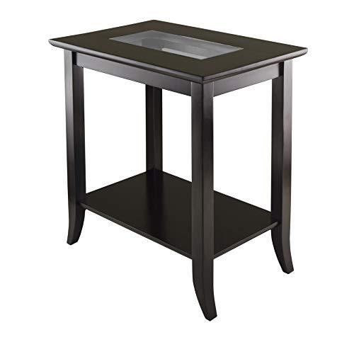 Winsome Genoa Occasional Table, Dark Espresso