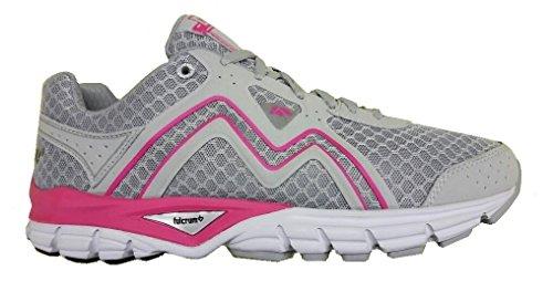 Karhu , Damen Laufschuhe grau Silver/Cosmic Pink, grau - Silver/Cosmic Pink - Größe: 37,5 EU