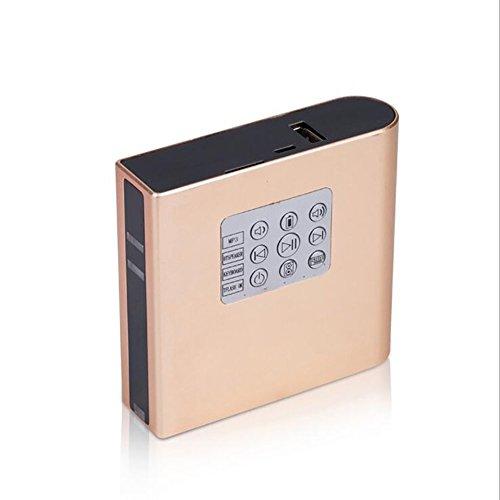 SHANGXIAN Laser Projection Keyboard Virtuelles Bluetooth Für iPhone, Ipad, Smartphone Und Tabletten,Gold
