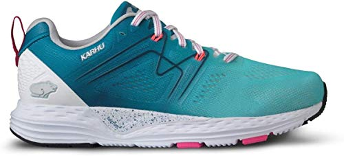 Karhu Fusion Ortix Damen-Laufschuhe, Mosaikblau, Blau - Mosaikblau - Größe: 38.5 EU