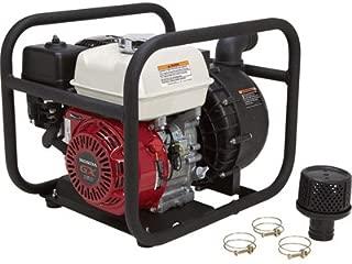 NorthStar Self-Priming Multi-Purpose Chemical/Water Pump - 12,020 GPH, 2in. Ports, 160cc Honda GX160 Engine