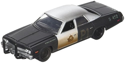 Peso/Peso: 0.3 Greenlight collezionismo Blues Brothers (1980) – 1974 Dodge Monaco Bluesmobile Vehicle (1: 64 Scale)