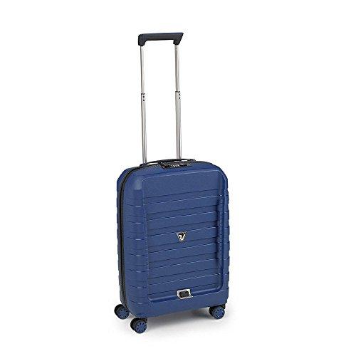 Roncato Trolley Cabina XS Rigido D-Box - Bagaglio a mano cm. 55x40x20 L 37 Ultra-leggero Organizer Interno Chiusura TSA Ideale per Ryanair Easyjet
