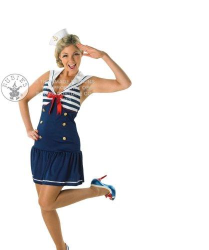 Rubie' s ufficiale Donna Sailor Girl, Adulto Costume-Medium