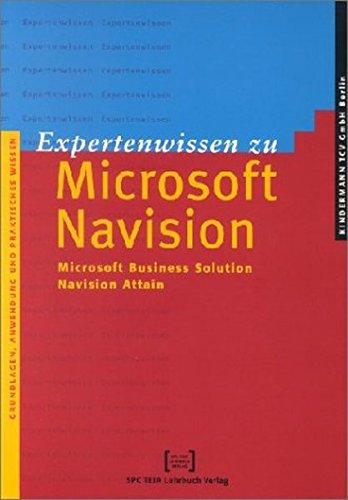 Expertenwissen zu Microsoft Navision