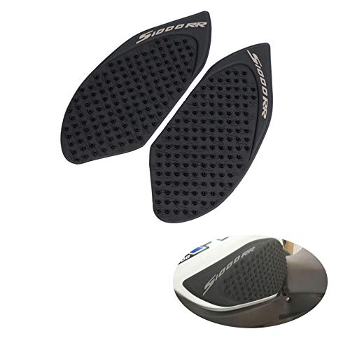 COPART Motorcycle Gas Tank Traction Pads Fuel Tank Grips Side Stickers Knee Grips Protectors Decal for BMW S1000RR 2011-2015