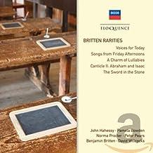 Britten: Rarities
