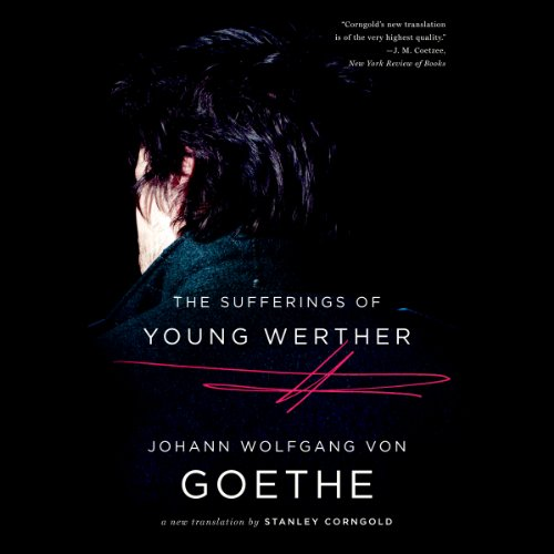 The Sufferings of Young Werther audiobook cover art