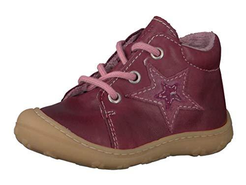RICOSTA Pepino by Fille Bottes & Boots ROMMI, Bottes d'hiver pour Enfants, Chaussures d'extérieur,Chaud,doublé,Fuchsia,23 EU / 6 UK