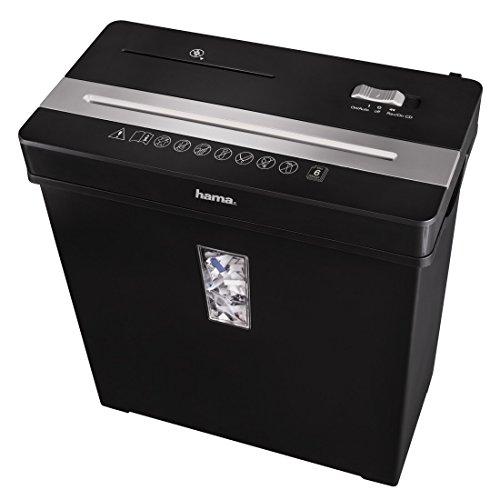 Hama Aktenvernichter Premium X8CD